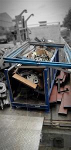 Die Schrottabholung Oberhausen holt Ihren Altmetallschrott ab
