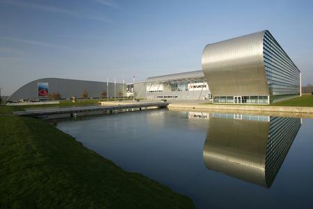 Bei Würth Niederlande in ´s-Hertogenbosch präsentiert sich die Region Heilbronn-Franken