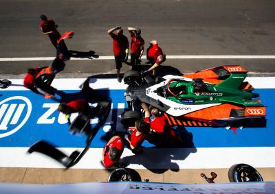 Boxenstopps mit verringerter Teamgröße verlangen noch mehr Effizienz / Bildquelle: Audi Media Center