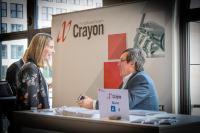 Crayon bei Rethink! Cognitive Technologies Summit