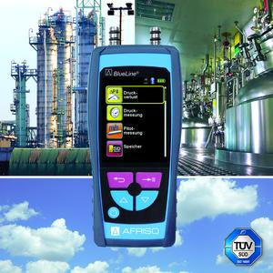 The new AFRISO series S4600 ST pressure measuring instrument lend themselves for many industrial applications and are TÜV tested