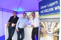 Exor Pro stellte seine Lagerverwaltungssoftware Kelvin WMS vor