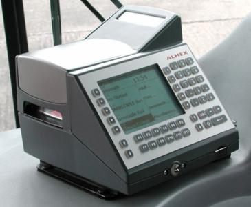 almex.optima The World's First Fully Compliant ITSO POST