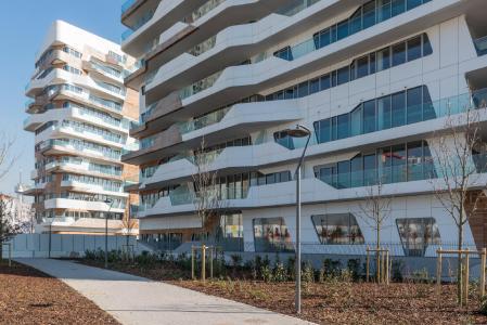 CityLife Mailand Wohnbereich