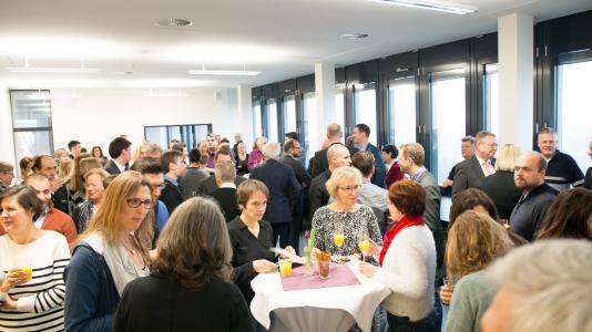 Hochschule Bremen lud zum Neujahrsempfang