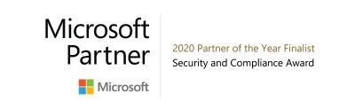 Glück & Kanja Consulting AG wird als Microsoft Partner of the Year Finalist 'Security and Compliance' ausgezeichnet