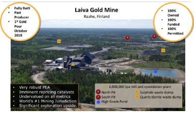 Aus Firesteel Resources Inc. wird Nordic Gold Corp.