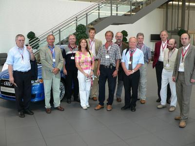 Professoren aus zwischen Ostsee und Neckar besuchen die Region Heilbronn-Franken