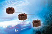Vishay's New Toroidal High-Temperature Inductor Offers Industry's Lowest Inductance Down to 0.39ìH and Lowest DCR with Vertical- and Horizontal-Mount Options