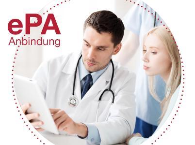 ePA-Anbindung für Krankenhäuser