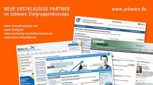 Jobware kooperiert mit dem Verlag für die Deutsche Wirtschaft