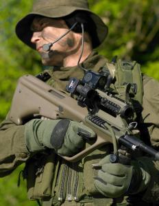 Aufträge aus Österreich - Rheinmetall im Bereich der Infanterieausrüstung erneut mit Laser-Licht-Modulen erfolgreich