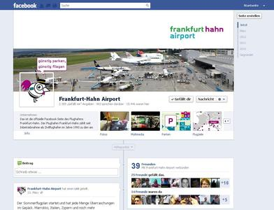 Hahn-Airport nutzt die Chronik