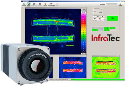Inspection system PRESS-CHECK by InfraTec