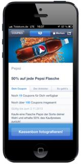 COUPIES integriert Videoclips in mobile Coupons