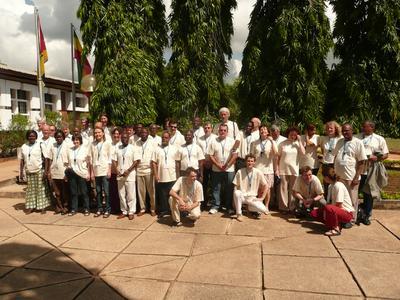 Mitglieder des AEGOS-Projektes