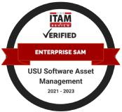 USU Receives Enterprise Software Asset Management Certification from The ITAM Review