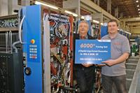 KBA delivers eight-colour perfecting Rapida 142 to Bell & Bain