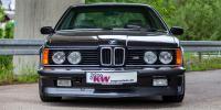 Je nach Motorisierung und Zustand werden die von 1975 bis 1989 (1975 - 1982; 1. Facelift 1982 - 1987; 2. Facelift 1987 - 1989) gefertigten BMW E24 mit ihrer spitzzulaufenden Frontschürze und Doppelscheinwerfern für Spitzenpreise von über 60.000 Euro gehandelt.
