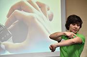 Gesundheitstechnologien, Medizintechnik, Mensch und Gesundheit.  Neue Projekttage seit dem Schuljahr 2019/20!