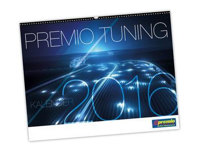 Kalenderblatt Premio Tuning Katalog