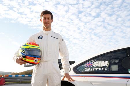 Louis Delétraz, DTM Young Driver Test, BMW Motorsport, Jerez de la Frontera