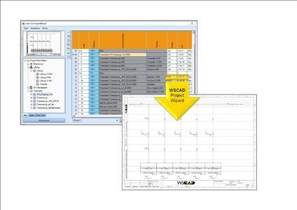 Schaltplangenerator jetzt auch für WSCAD SUITE
