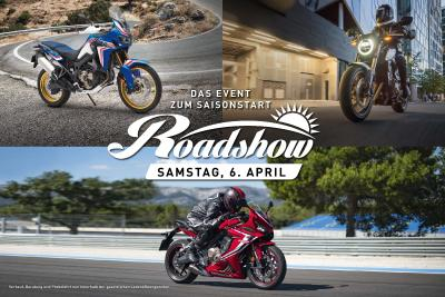 Honda Roadshow 2019