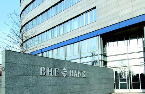 Die BHF-Bank setzt auf Axima