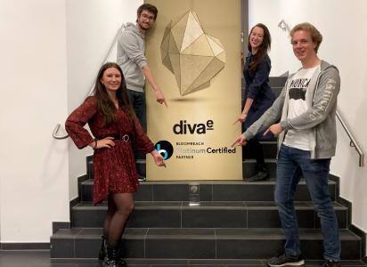 "Verleihung der Bloomreach Awards: diva-e ist ""EMEA Partner of the Year"""