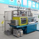 A fully automated production cell for the BOY 60 E