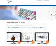 MB CAD Homepage (www.mbcad.de)