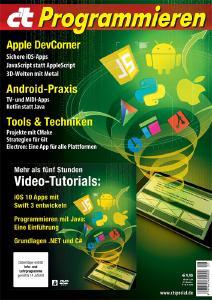 Sonderheft c't Programmieren: Apps entwickeln für Android und iOS