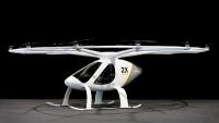 World premiere of the Volocopter series model 2X
