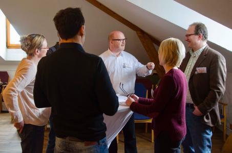 Healthcare Shapers: Netzwerkarbeit im Team