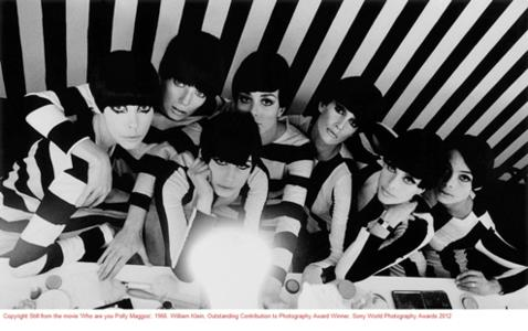 Copyright Still from the movie 'Who are you Polly Maggoo', 1966. William Klein, Outstanding Contribution to Photography Award Winner, Sony World Photography Awards 2012