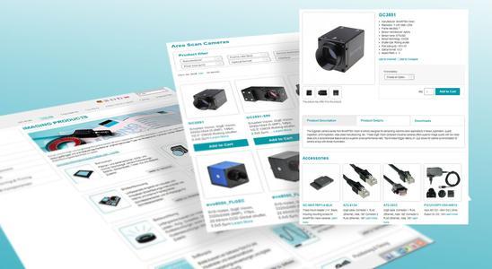 Interactive Product Catalogue