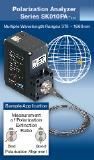 [PDF] Polarization Analyzer for fiber optic and free beam applications