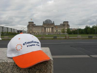 eTourEurope - Reichstag - Berlin