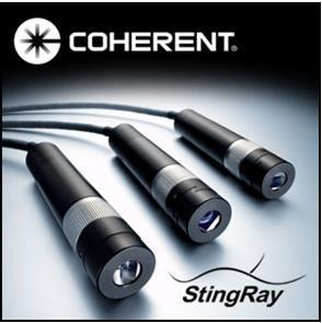 Coherent StingRay: Line Precision for 3D Machine Vision