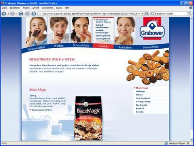 Produktseite Grabower