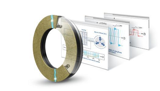 Freudenberg Sealing Technologies stellt neue Generation leitfähiger Dichtungen für Elektroantriebe vor