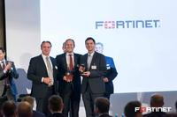 "Controlware ist ""Fortinet Partner of the Year 2015"" in der Kategorie ""Government & Education (D)"""