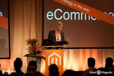 Keynote von Bas Nawijn, Head of Sales EMEA, Magento Inc.
