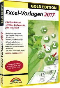 Excel-Vorlagen 2017