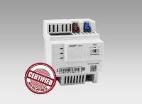 Smart Meter Gateway SiconiaTM SMARTY IQ CC-zertifiziert vom BSI