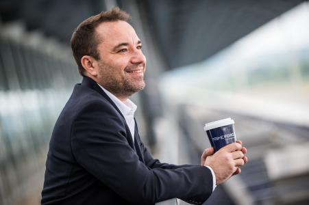 Christian Gröger, Geschäftsführer Prime Force Group