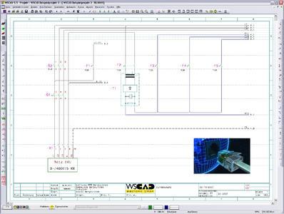 WSCAD 5.5 - Workflow Schnittstellen für mehr Effizienz