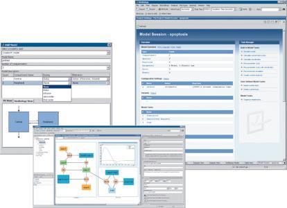 Zur neuen SimBiology-Funktionalität für die Pharmakokinetik zählt ein Assistent zur automatischen Erzeugung von PK-Modellen sowie Unterstützung für Parameterschätzung unter Beachtung von gemischten Populations- und Individualeffekten.