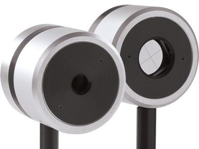 Position sensitive detectors used in laser beam measurement